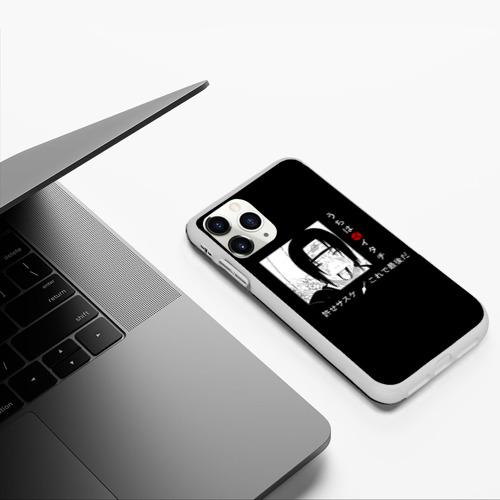 Чехол для iPhone 11 Pro матовый Итачи Фото 01