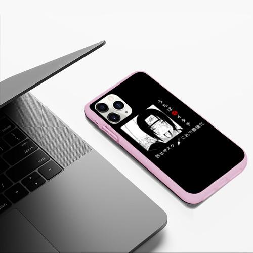 Чехол для iPhone 11 Pro Max матовый Итачи Фото 01