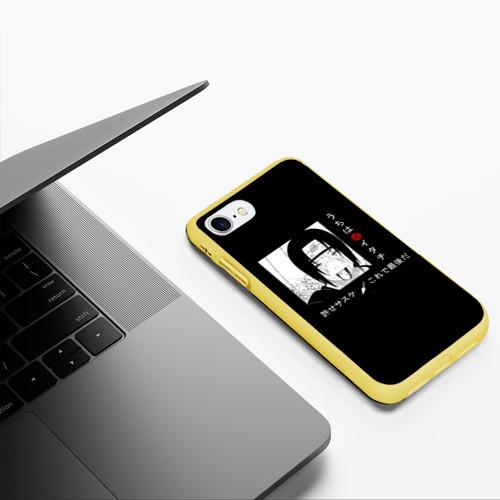 Чехол для iPhone 7/8 матовый Итачи Фото 01