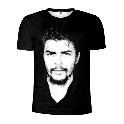 Мужская футболка 3D спортивная Че Гевара Фото 01
