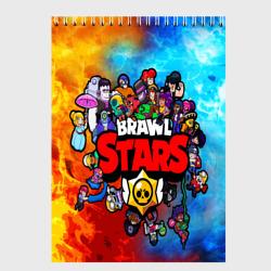 BrawlStars All heroes