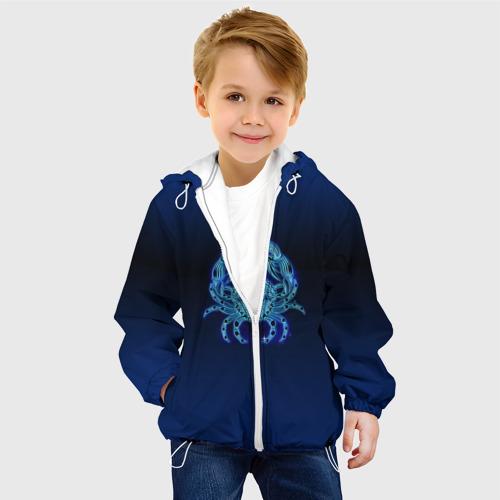 Детская куртка 3D Знаки Зодиака Рак Фото 01