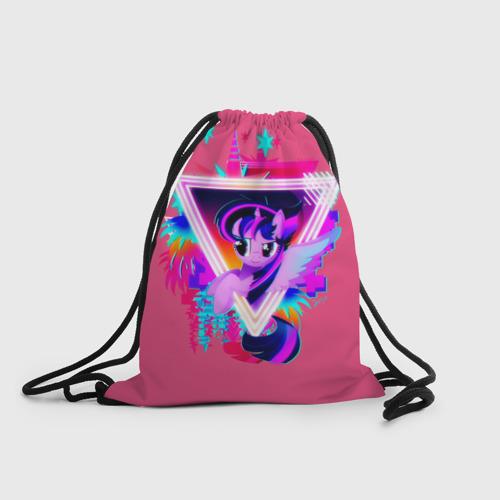 Рюкзак-мешок 3D My little pony Фото 01