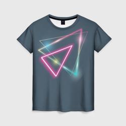 Неоновый треугольник