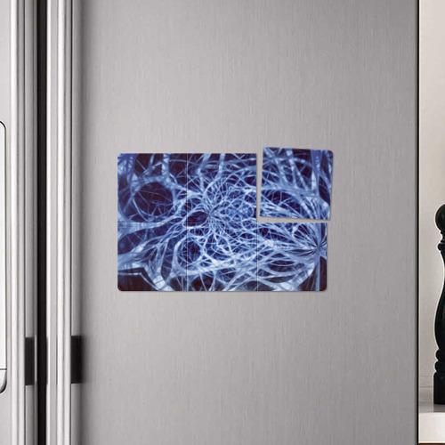 Магнитный плакат 3Х2 Nerves Фото 01