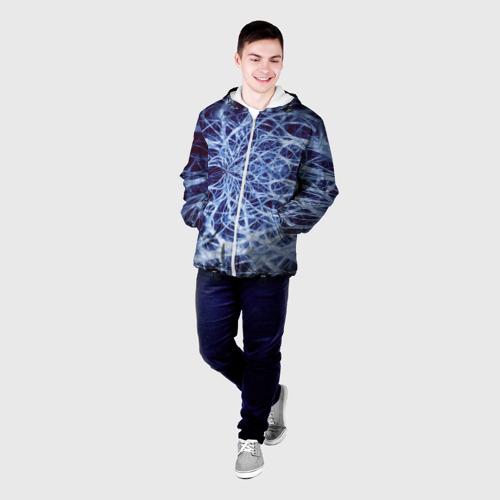 Мужская куртка 3D Nerves Фото 01