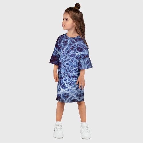 Детское платье 3D Nerves Фото 01