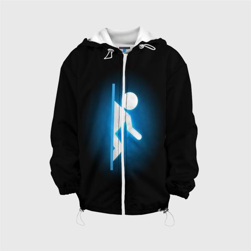 Детская куртка 3D Portal Фото 01