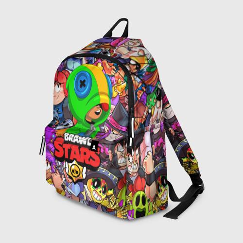 Рюкзак 3D BRAWL STARS LEON Фото 01