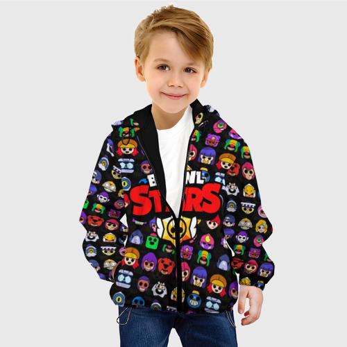 Детская куртка 3D BRAWL STARS Фото 01
