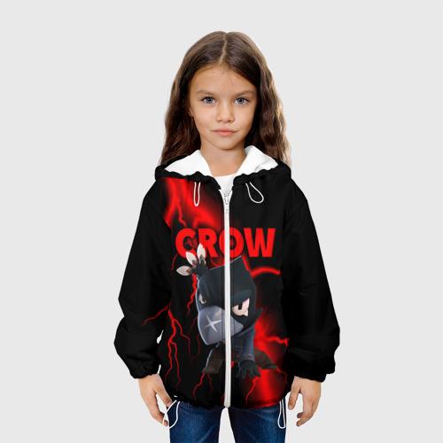 Детская куртка 3D Brawl Stars CROW Фото 01