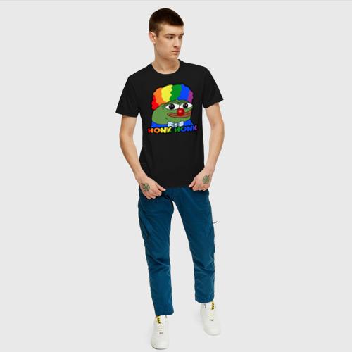 Мужская футболка хлопок КОУН ПЕПЕ Фото 01