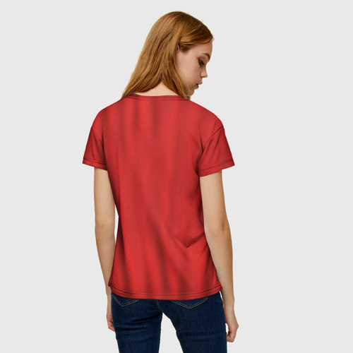 Женская футболка 3D King liverpool Фото 01