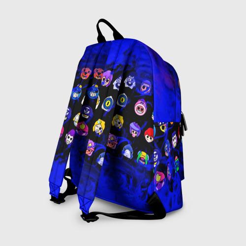 Рюкзак 3D BRAWL STARS LEON WOLF Фото 01