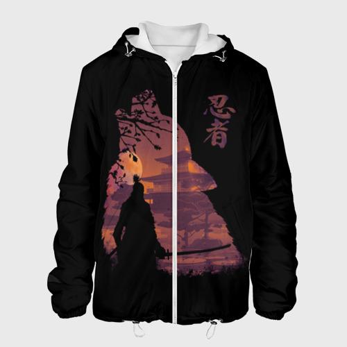 Мужская куртка 3D Sekiro: Shadows Die Twice XXS фото
