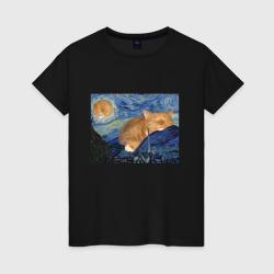 Звёздная ночь и коты