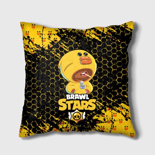 Подушка 3D BRAWL STARS SALLY LEON. Фото 01