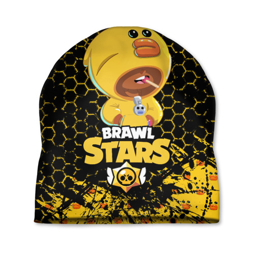 Шапка 3D BRAWL STARS SALLY LEON. Фото 01