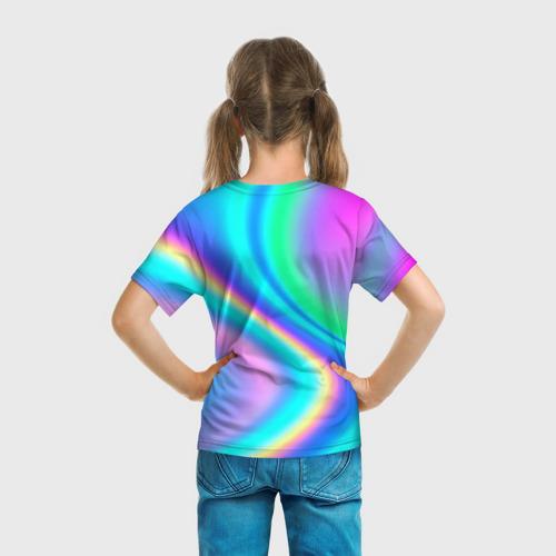 Детская футболка 3D LIKEE GRADIENT Фото 01