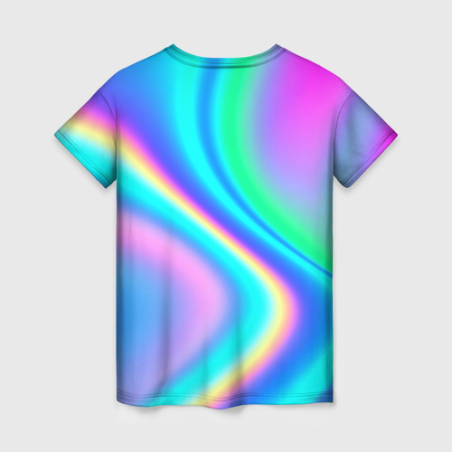 Женская футболка 3D LIKEE GRADIENT Фото 01