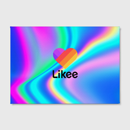 Холст прямоугольный LIKEE GRADIENT Фото 01