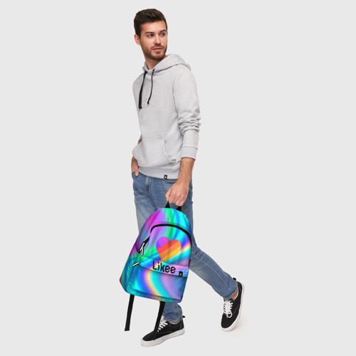 Рюкзак 3D LIKEE GRADIENT Фото 01