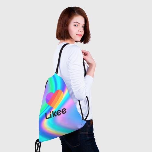 Рюкзак-мешок 3D LIKEE GRADIENT Фото 01
