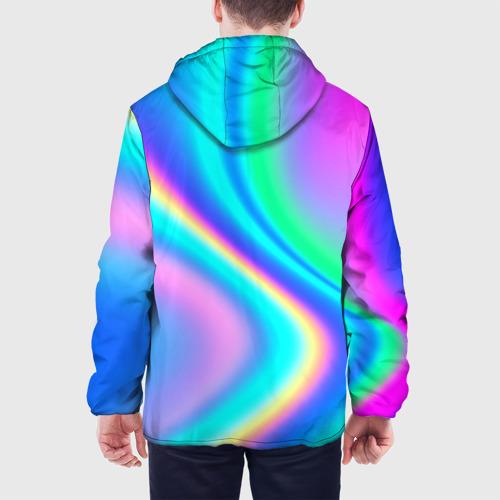 Мужская куртка 3D LIKEE GRADIENT Фото 01