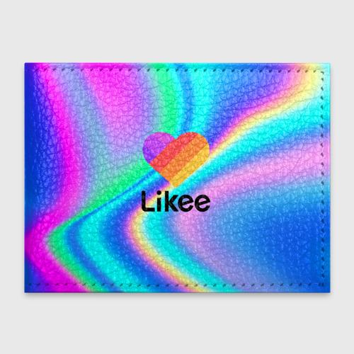 Обложка для студенческого билета LIKEE GRADIENT Фото 01