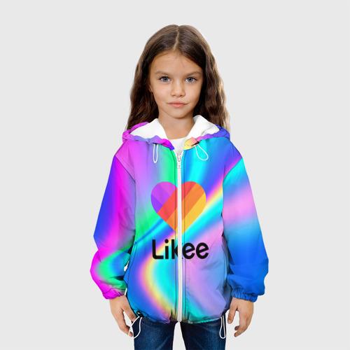 Детская куртка 3D LIKEE GRADIENT Фото 01