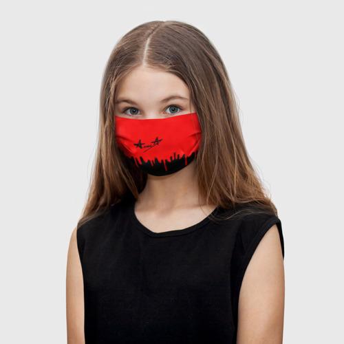 Детская маска (+5 фильтров) АлисА One фото