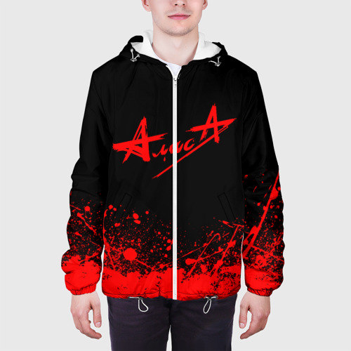 Мужская куртка 3D АлисА Фото 01