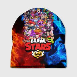 BRAWL STARS ВСЕ ПЕРСОНАЖИ
