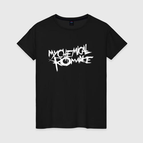 My Chemical Romance spider (на спине)