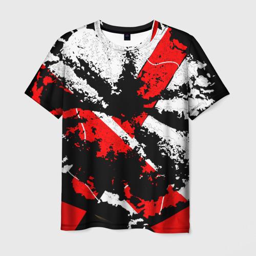 Мужская футболка 3D DARK SIDE1.0 Фото 01
