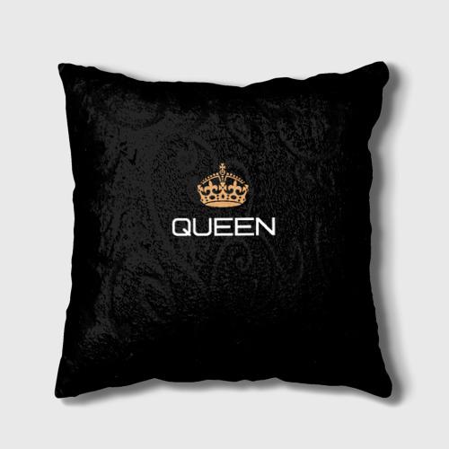 Подушка 3D Королева One фото