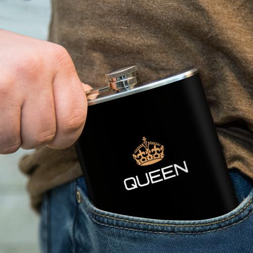 Фляга Королева Фото 01