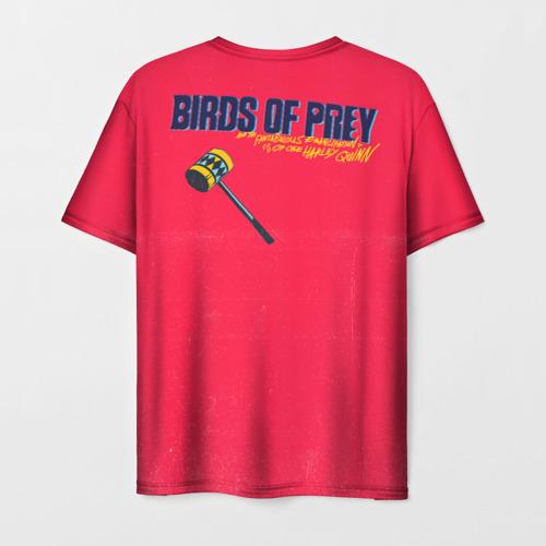 Мужская футболка 3D Birds of Pre Harley Quinn Фото 01