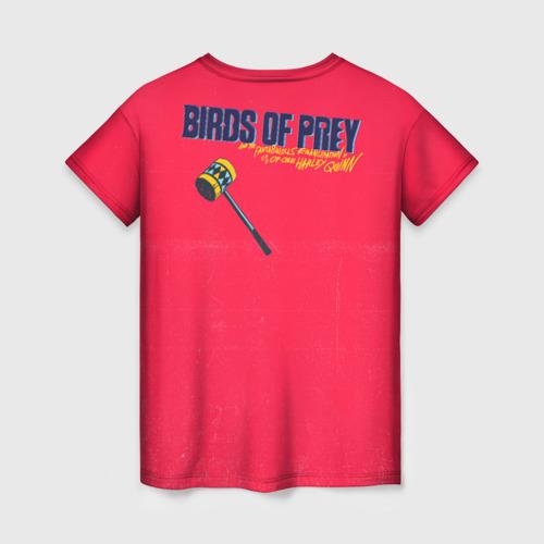 Женская футболка 3D Birds of Pre Harley Quinn Фото 01