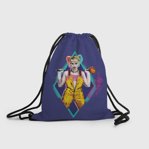 Рюкзак-мешок 3D Harley Quinn Фото 01