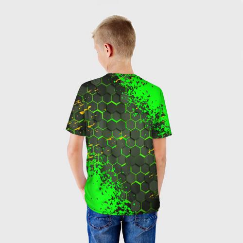 Детская футболка 3D BRAWL STARS LEON. Фото 01
