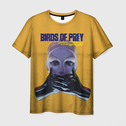 Birds of Prey Black mask