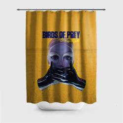 Birds of Prey Black mask