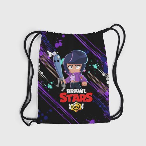 Рюкзак-мешок 3D BRAWL STARS BIBI. Фото 01