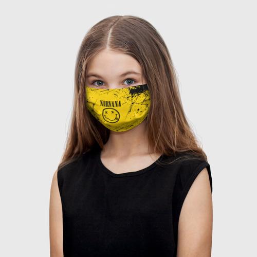 Детская маска (+5 фильтров) NIRVANA One фото