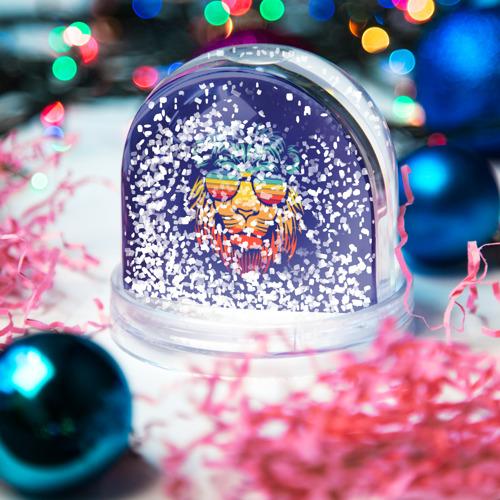 Снежный шар LION#2 Фото 01