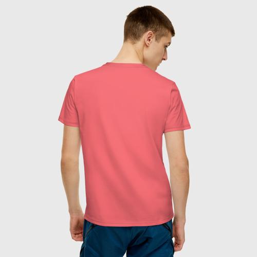 Мужская футболка хлопок Not flat Фото 01