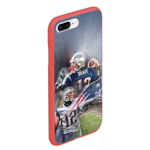 Чехол для iPhone 7Plus/8 Plus матовый Brady Фото 01