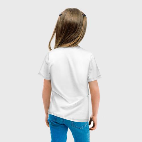 Детская футболка хлопок Мопс Likee Фото 01