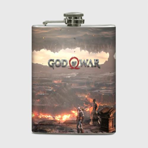 Фляга GOD OF WAR. One фото